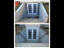 New Exit Basement Door Installation
