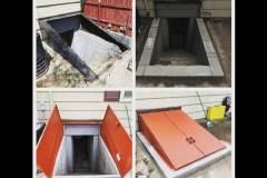 Bilco Door & Steps Installation in PA, NJ, DE
