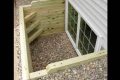 Basement Emergency Window Installation