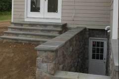 Basement Door & Steps Installation in NJ, PA, DE