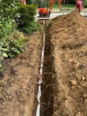 Exterior Excavating Services