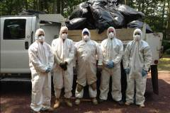 Our Mold Team is Ready for Emergency Mold Services