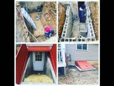 Basement Entrance & Exits Installation
