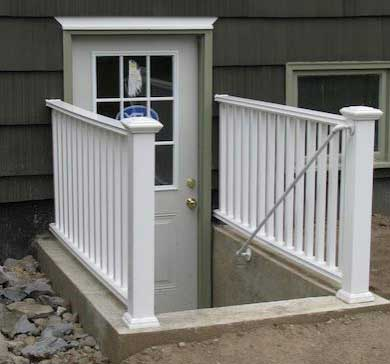 Basement Entrances/Exits
