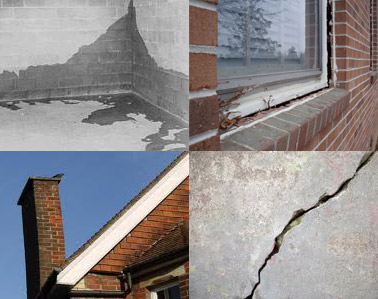 Indications of Structural Damage